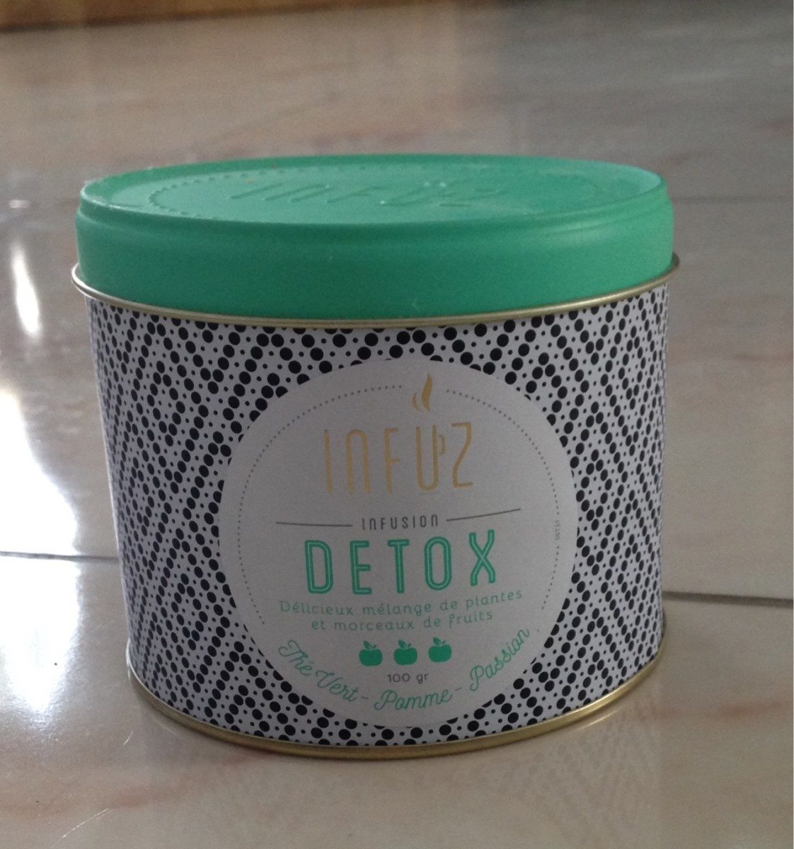 Infusion detox - Product