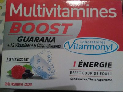 Multivitamines BOOST - Product - fr
