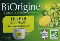 Tilleul Citron - Produkt
