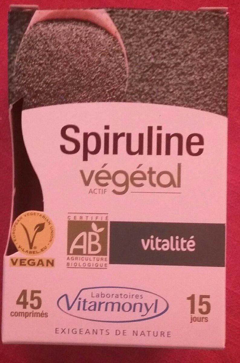 Spiruline végétale - Product - fr