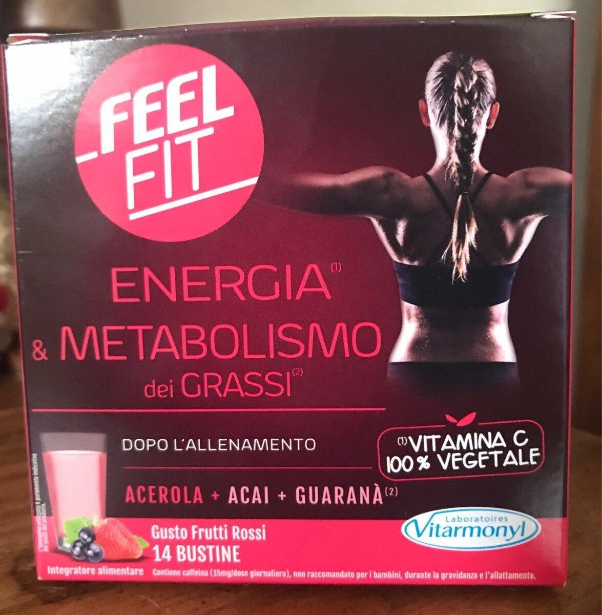 Energia & metabolismo - Product - it
