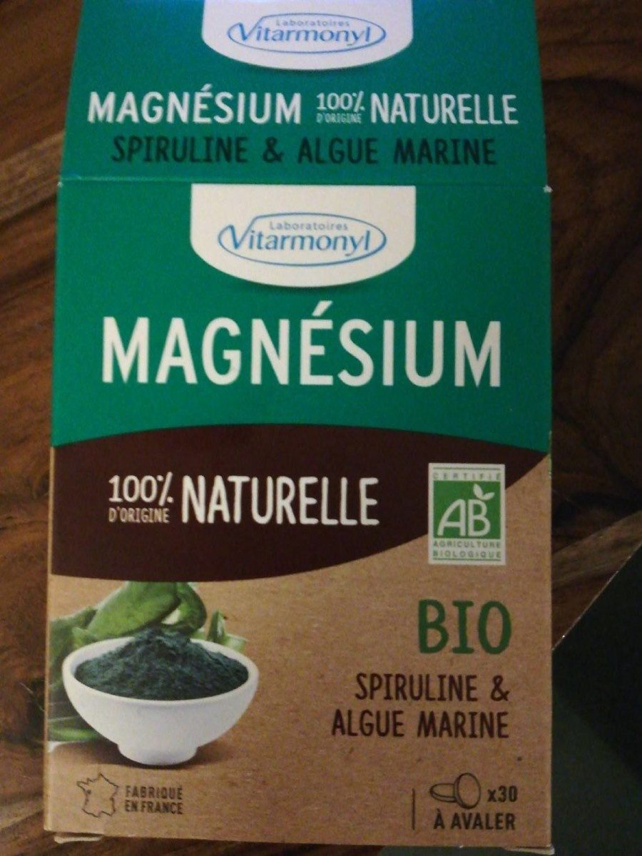 Magnesium - Product - fr