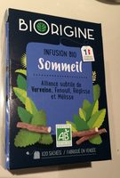Infusion sommeil - Product - fr