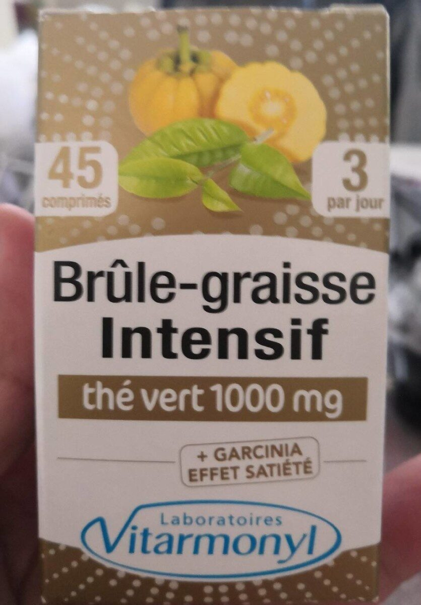 Brule graisse intensif - Product - fr