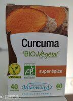Curcuma bio&vegetal - Product - fr