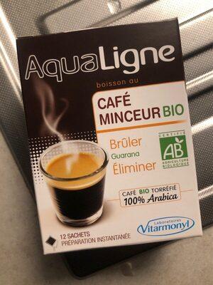 Aqualigne café minceur - Product - fr