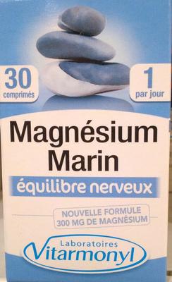 Magnésium Marin équilibre nerveux - Product - fr
