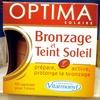 Optima Solaire Bronzage et Teint Soleil - Produit