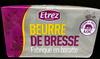 Beurre de Bresse fabriqué en baratte - Produit