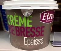 Crème de Bresse épaisse - Produit - fr