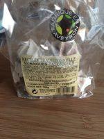 Meringues talonnées au cacao, 200g - Produit - fr
