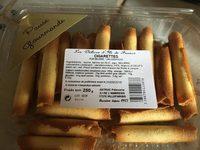 Cigarettes pur beurre - 产品 - fr