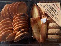 Assortiment de biscuits secs - Product - fr