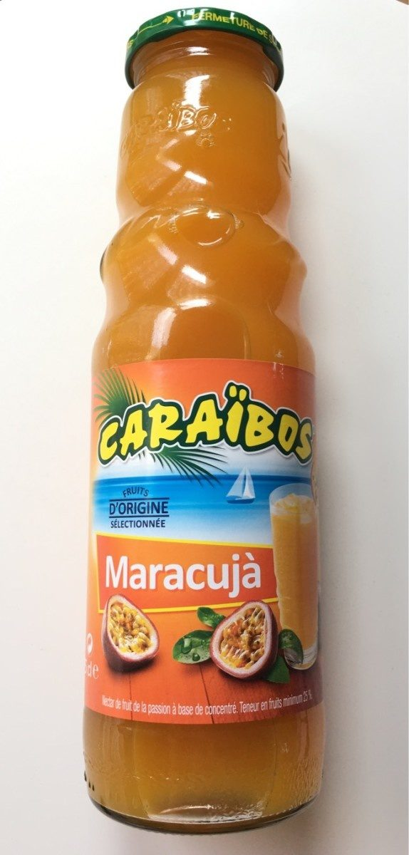 Caraïbos Maracujà - Product