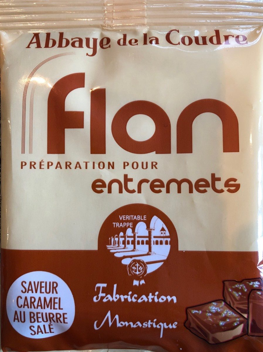 Flan - Product - fr