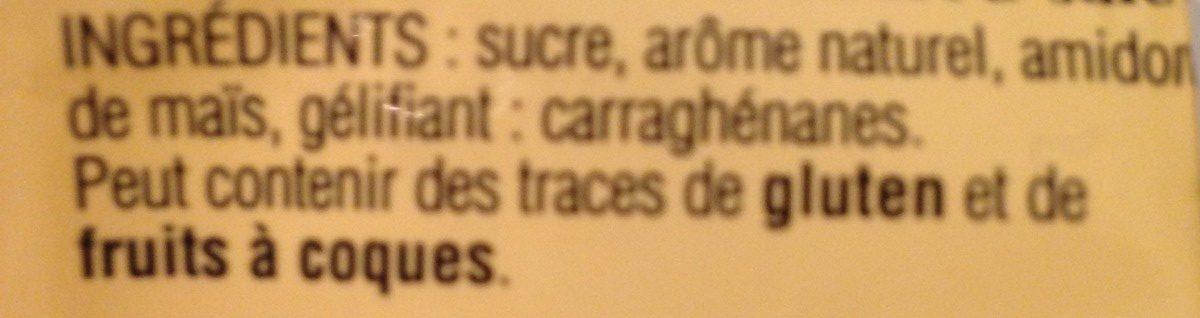 Flan - Ingredients - fr