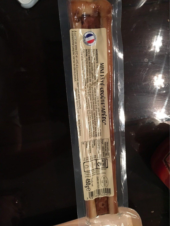 Mini Pâté En Croute - Product - fr