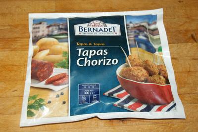 Tapas Chorizo - Product