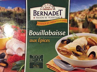 Bouillabaisse aux Épices - Produit - fr