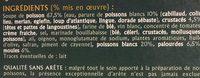 Bouillabaisse aux Épices - Ingrédients - fr