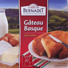 Gateau Basque surgelée - Product