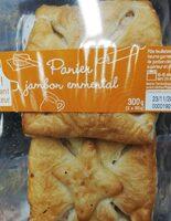 Panier jambon emmental - Produit - fr