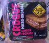 Croque micro-ondable jambon fromage - Product