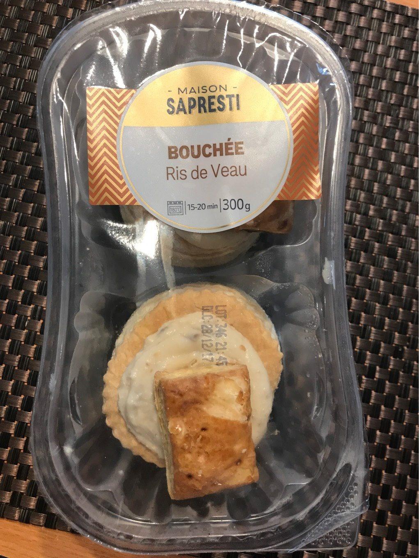 Bouchee ris de veau - Product - fr