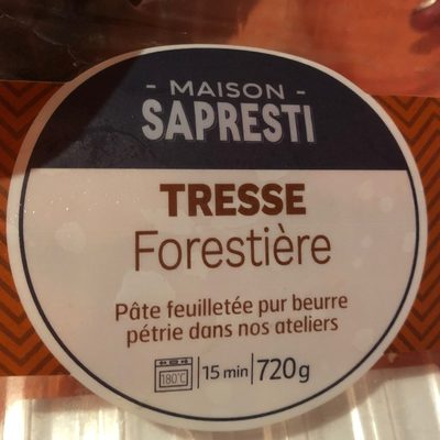 Tresses forestieres - Product - fr