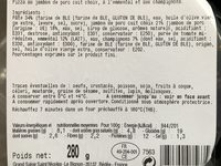 Chargement… - Ingredients - fr