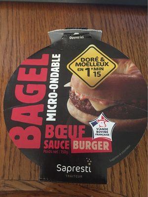 Bagel Bœuf - Produit