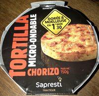 Tortilla chorizo - Product