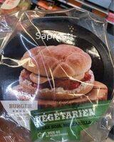 Veggie burger - Product - fr