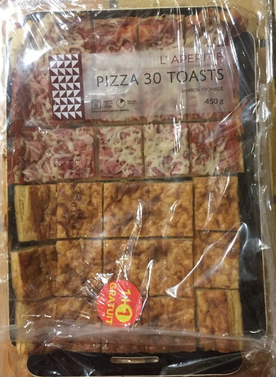 Pizza 30 toats - Product