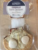 Coquille saint jacques sauce au sancerre - Product
