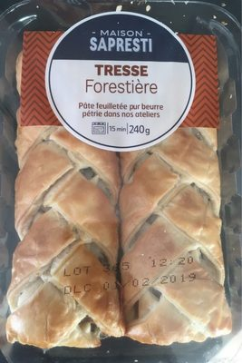 Tresse Forestiére - Product - fr