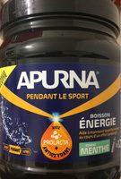 Apurna Boisson Energie Gout Menthe - Produit - fr