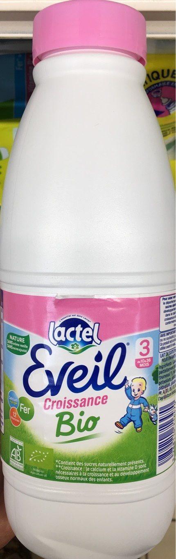 Eveil Croissance Bio - 3 - de 10 à 36 mois - Produit