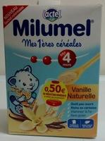Mes 1ères Céréales Vanille Naturelle - Produit - fr