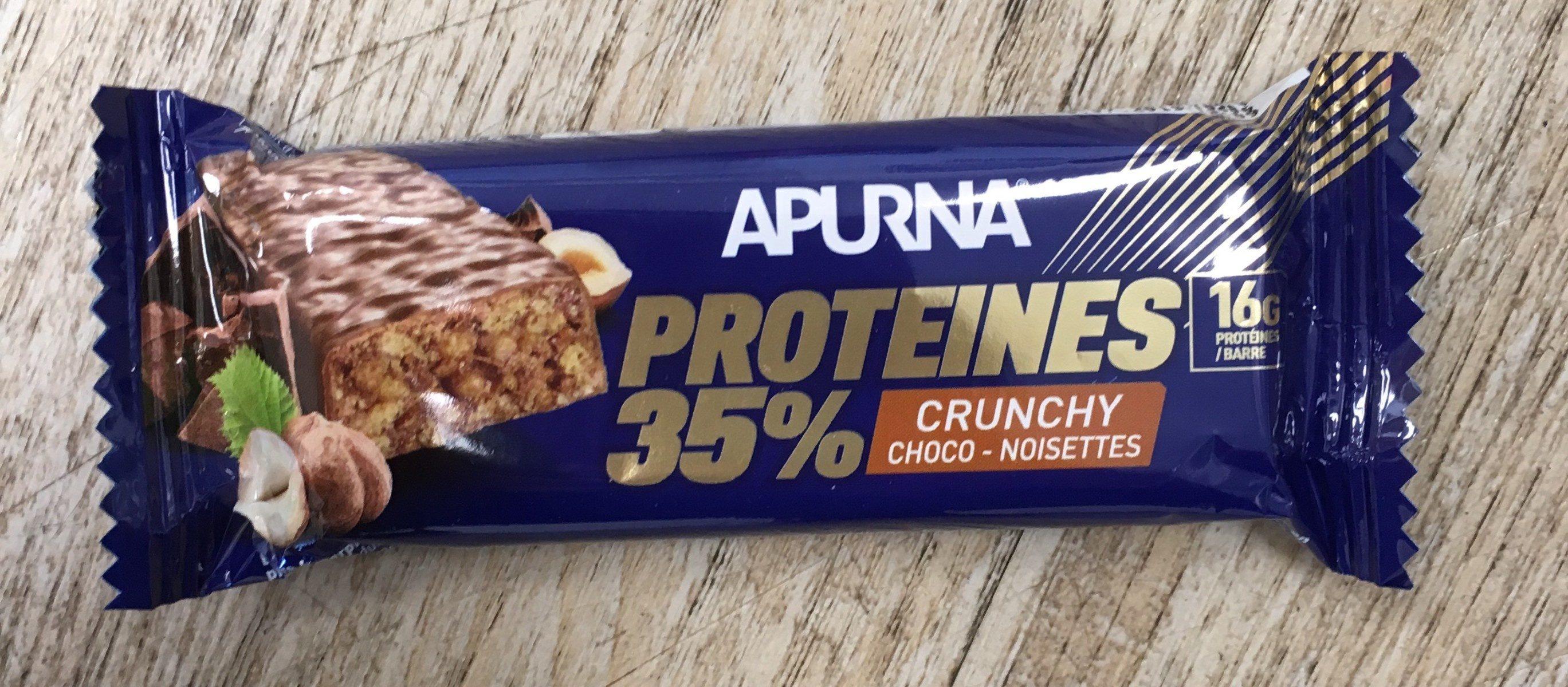 Apurna proteines 35% - Produkt - fr