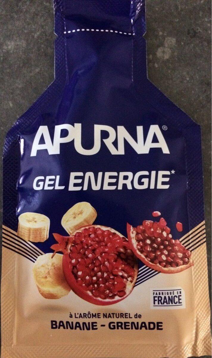 Gel ENERGIE - Product - fr