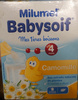 Babysoif Mes 1ères boissons Camomille - Product