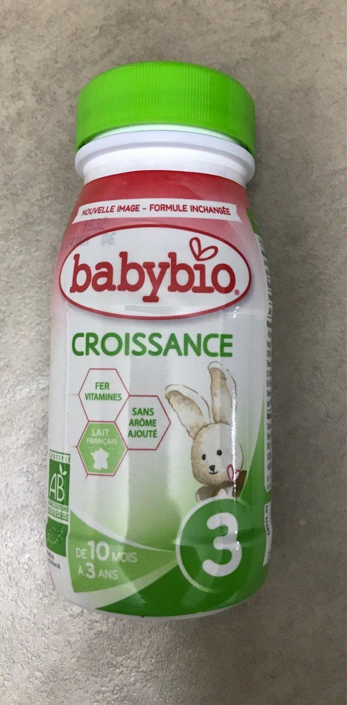 Lait Infantile 3 Croissance - Produit - fr