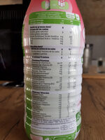 Babybio croissance - Nutrition facts - fr