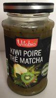 Kiwi poire thé matcha - Producto