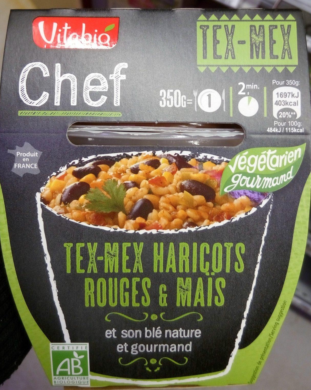 Tex-Mex haricots rouges & maïs - Produit