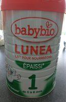 LAIT NOURISSON LUNEA N 1 0-6 MOIS - Produit - fr