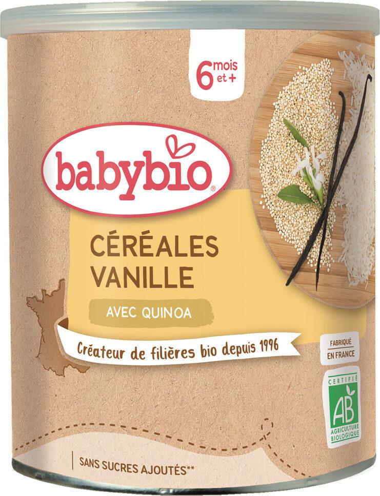 Céréales Vanille - Produit - fr