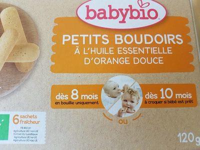 Petits boudoirs - Biscuit aux nourrissons - Product - fr