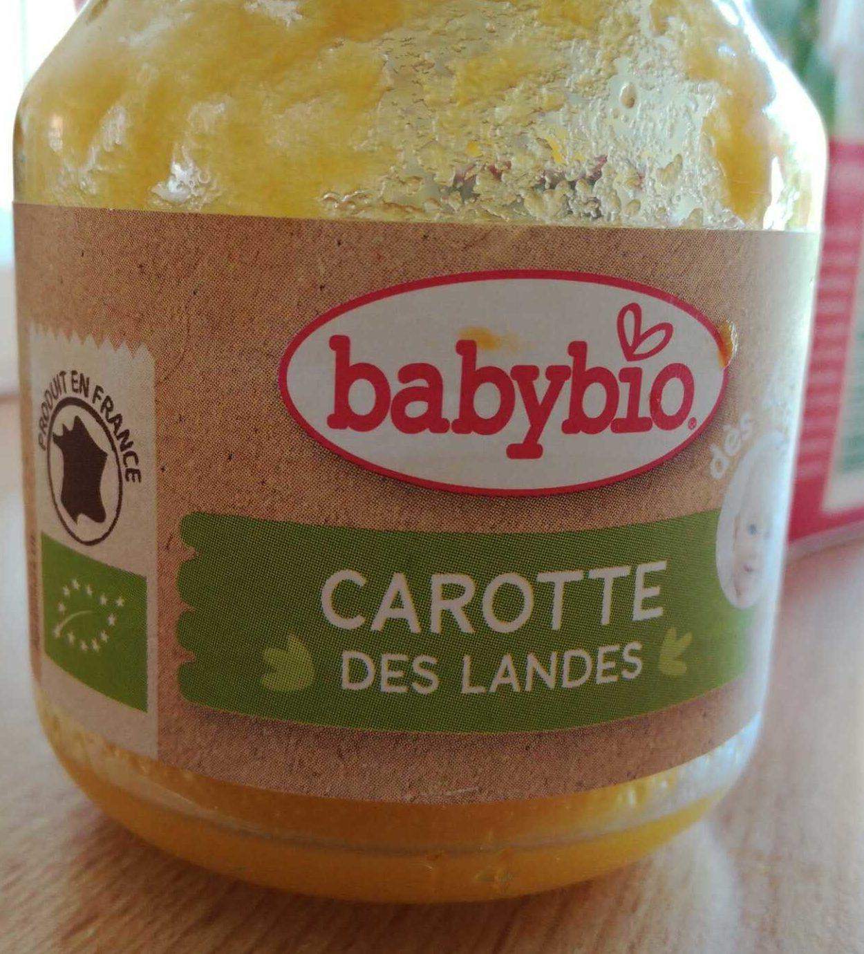 Carotte des Landes - Produit - fr